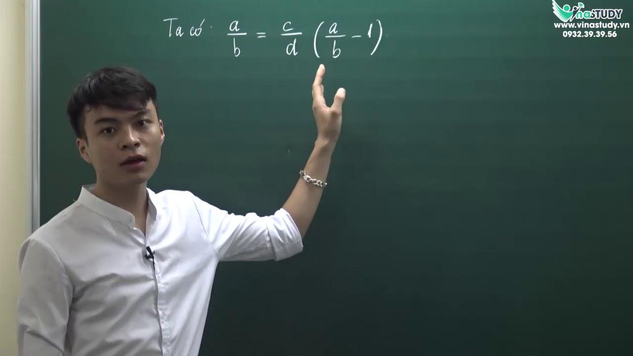 [Toán nâng cao lớp 7] – Tìm số hữu tỉ chưa biết trong một đẳng thức – Thầy Hùng Cường
