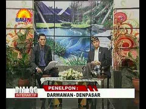 Dr. Arya Wedakarna - Putra Bali Sukses dirikan museum Bung Karno