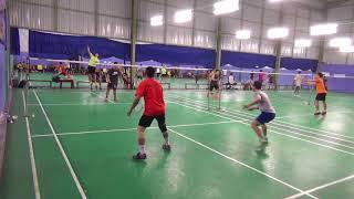 20180418   W A O  CLUB 02 Hai nho + VL vs Chuong + Phong