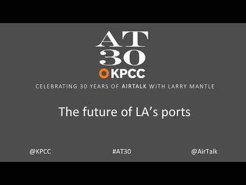 The future of LA's ports (#AT30)