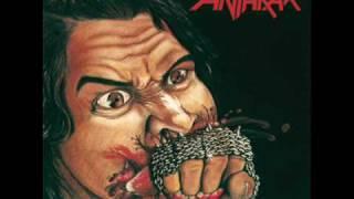 Anthrax Metal Thrashing Mad