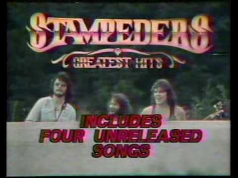 The Stampeders Greatest Hits - 1985 Album Offer