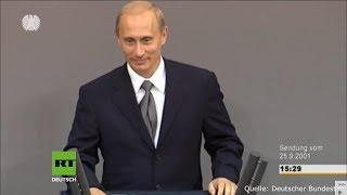 САМАЯ ЛЕГЕНДАРНАЯ речь Путина всех времён.