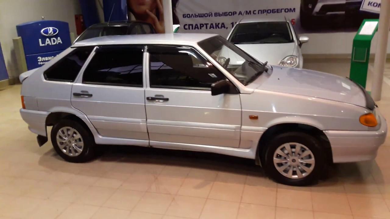 Купить ВАЗ Лада 2114 2012 г. с пробегом бу в Саратове. Автосалон .