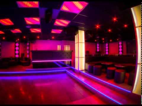 Relooking, en 5 jours discothèque le GLAM CLUB, Nivolas-Vermelle, France.