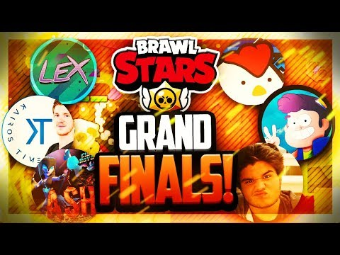 FACING KAIROS, LEX, AND ASH IN THE TOURNAMENT FINALS! - Brawl Stars