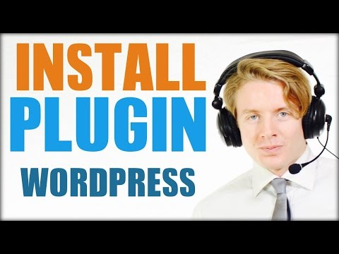 How to install WordPress plugin 2016 – Tutorial