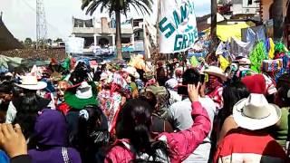 Inició carnaval Tenango de Doria 2015 part 7