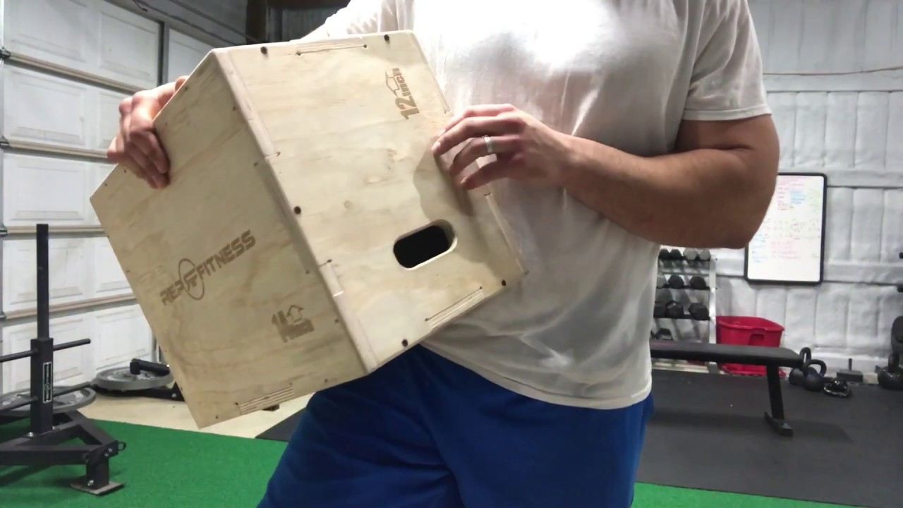 Rep fitness mini plyo box review youtube