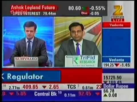 "Trifid Research Expert Live On ZEE BUSINESS ""Fatafat Future"""