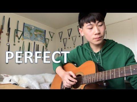 Perfect Acoustic Guitar Cover - Ed Sheeran