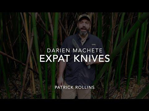Darien Machete-Expat Knives