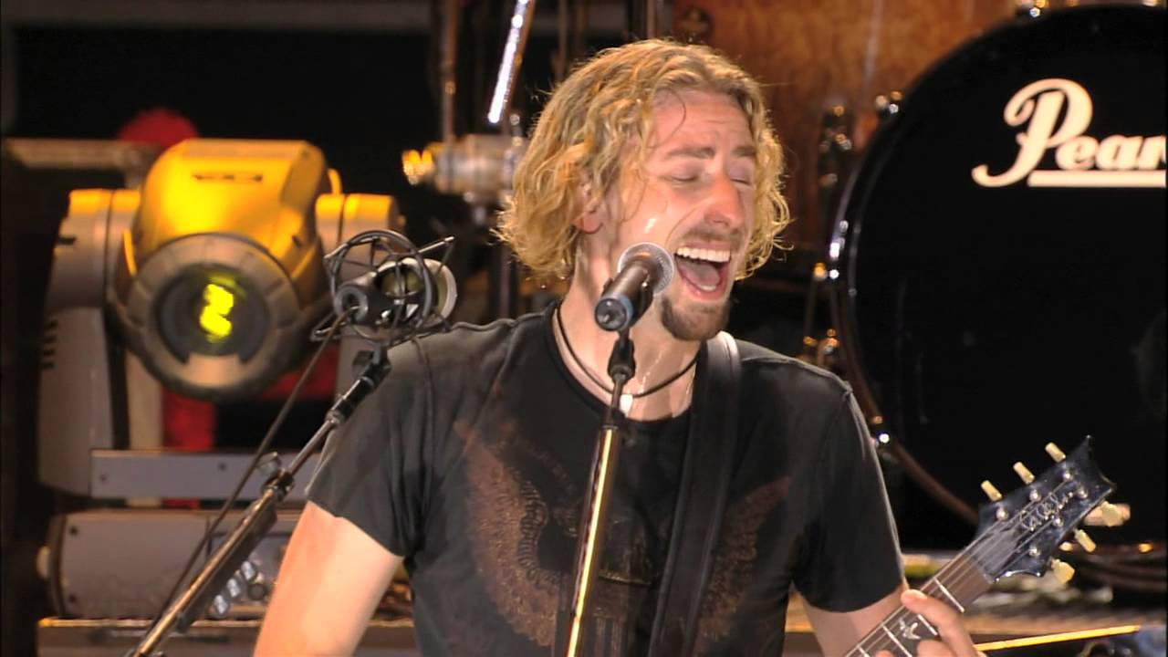 Nickelback Someday Live At Sturgis 2006 720p Youtube