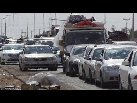 Sirte siege blocks aid agency convoy