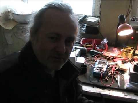Kurt Krause spielt smart 10 mit KT66 ,  SEamp