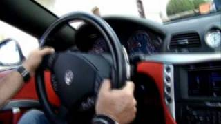 Maserati GranTurismo Onboard