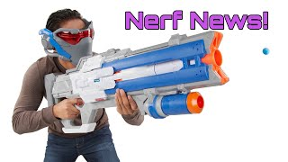 NERF NEWS: Soldier 76 Rifle / Alpha Strike / Dart Zone Pro / EndWar
