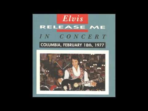 Elvis Presley - Release Me  -  February 18, 1977  Full Album