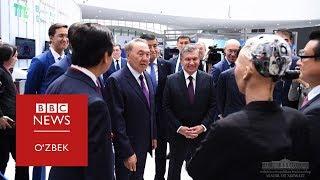 Ўзбекистон-Қозоғистон: Мирзиёев Остонада нималарни кўзлаяпти?