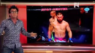 5 Rounds: Robin's Breakdown of Cub Swanson vs. Jeremy Stephens