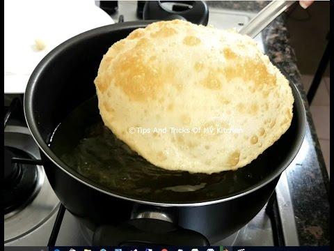 Bhatura Recipe In Hindi | Punjabi Chole Bhature Recipe | Bhature Banane Ka Tarika | Batura Dough