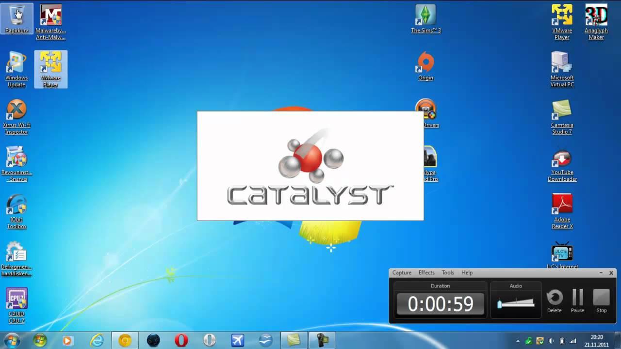 catalyst 11.11