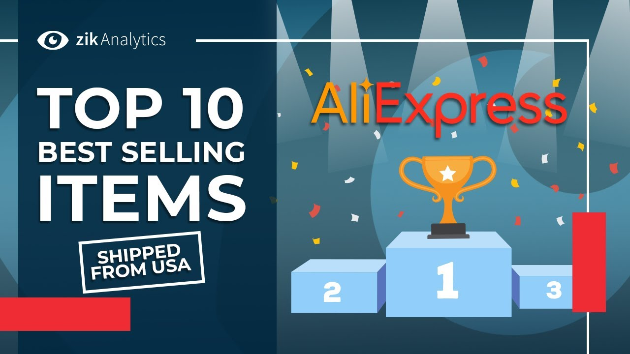Top 10 Ali Express Best Sellers In 2020 Ali Express Dropshipping From Us Suppliers Youtube