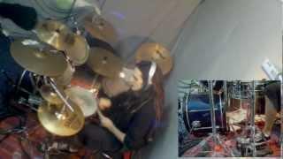Maximum the Hormone - Houchou Hasami Cutter Knife Dosu kiri - Drum Cover | Sergio ZT