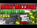 GTA 5 Next Gen Money Glitch