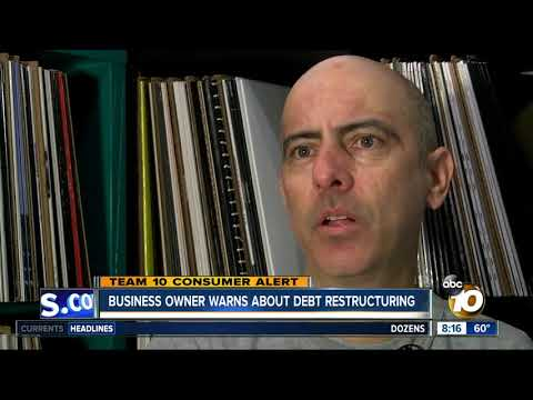 Local business owner warns about debt restructuring