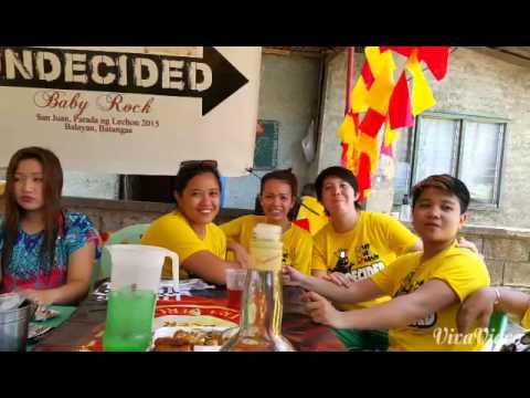 Parada ng Lechon 2015 (Balayan , Batangas)