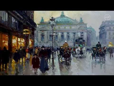 Edouard Cortes - One Of The Most Successful Contemporary French Artists