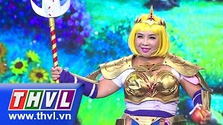 THVL   Cười xuyên Việt - Phiên bản nghệ sĩ   Tập 7: Phù thủng và nàng Bạch Tuyết - Thanh Vân