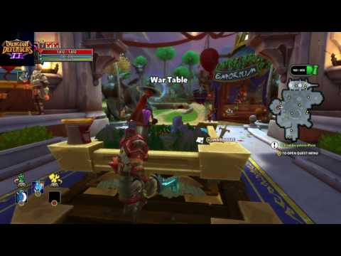 How To Join Or Create A Game In Dungeon Defenders II PS4