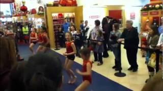 My trip to american girl to get Mckenna goty 2012