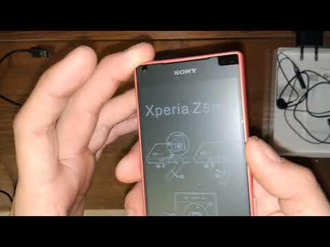 Sony Z5 Compact из Китая