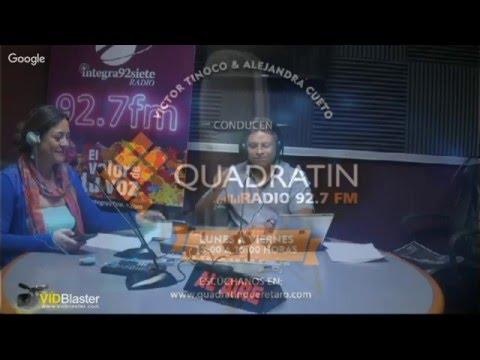 Quadratin Radio 4 mayo 2016