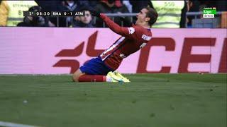 Antoine Griezmann vs Real Madrid Away (27/02/2016) 1080i By CROSE
