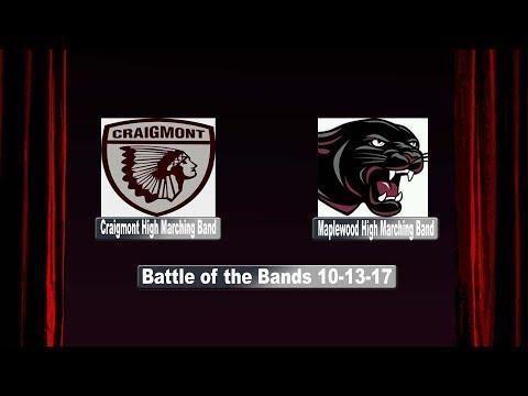 Maplewood High Band vs Craigmont High Band BOTB