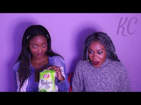 South Africans Try Thai Lays feat Nosipho Mhlanga | SOUTH AFRICAN BLOGGER