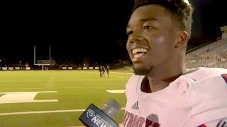 High School Football Player's Speech INSPIRES The Internet | What's Trending Now