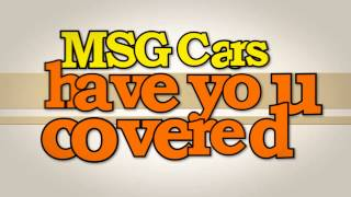 MSG Cars the No 1 Provider of Car Credit for Non Status
