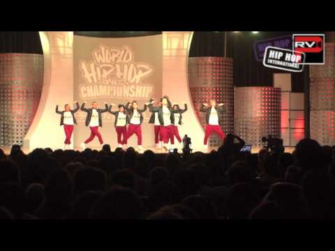 2011 HHI Performance - Untamed of South Africa Adult Prelims