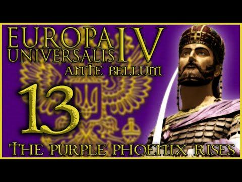Jerusalem Reclaimed! | Byzantium in Ante Bellum | EU4 (1.29) | Episode #13