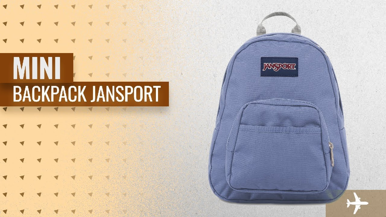 Our Favorite Mini Backpack Jansport  2018   JanSport Half Pint Mini ... a6d1ee77b6a4c