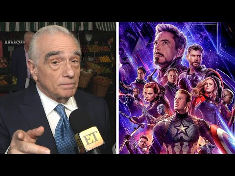 Martin Scorsese Stands by Marvel Movie Comments (Exclusive)