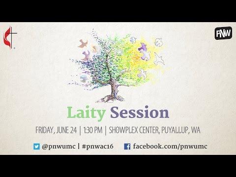 Laity Session - #PNWAC16