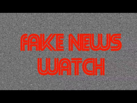 Fake News Watch 1: CNN's Credibility Catastrophe