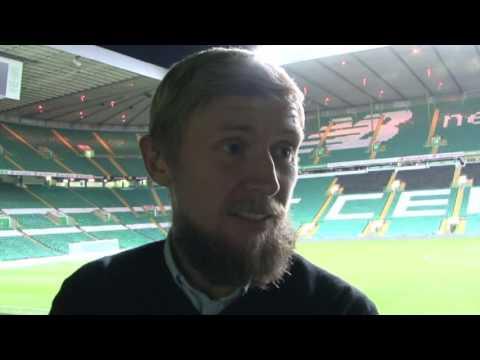 CaleyJagsTV : Richie Foran Reaction v Celtic : 05/11/16