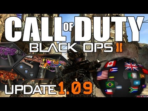 Black Ops 2 - Update 1.09: FREE NUKETOWN 2025 DLC, Prestige Calling Cards! (April 11th, 2013)